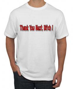 Thank You Next Bitch T-shirt