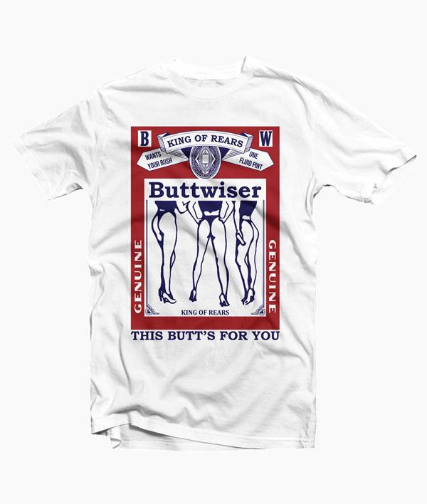 Buttwiser Lana Del Rey T-Shirt