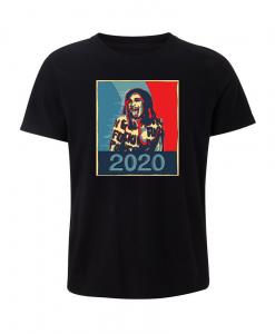 Cardi Art You Runnin T-shirt