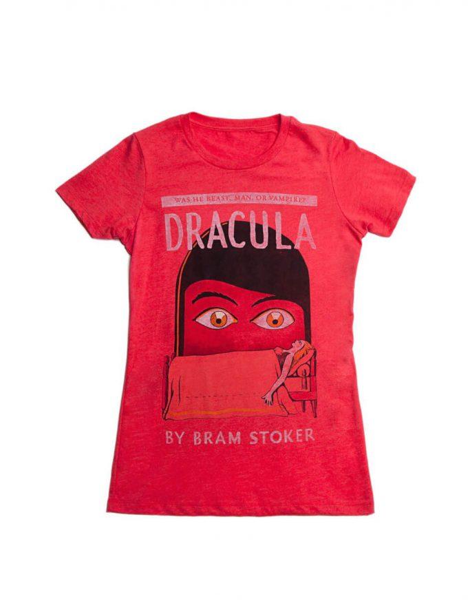 Dracula By Bram Stoker T-shirt