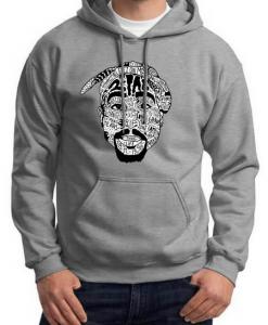 Tupac 2 Pac All Eyez On Me Hoodie