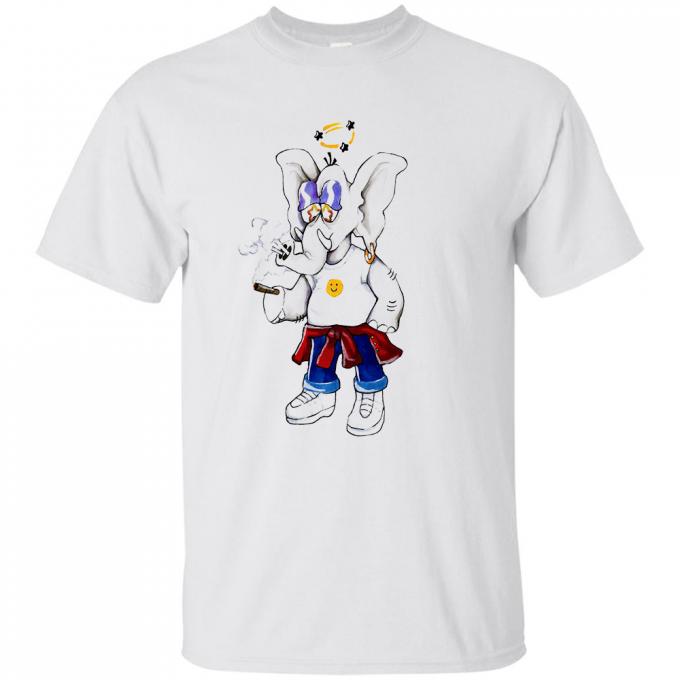 Elephant Smokes T-shirt