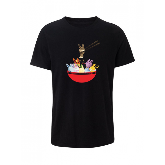 Meow In The Bowl T-shirt