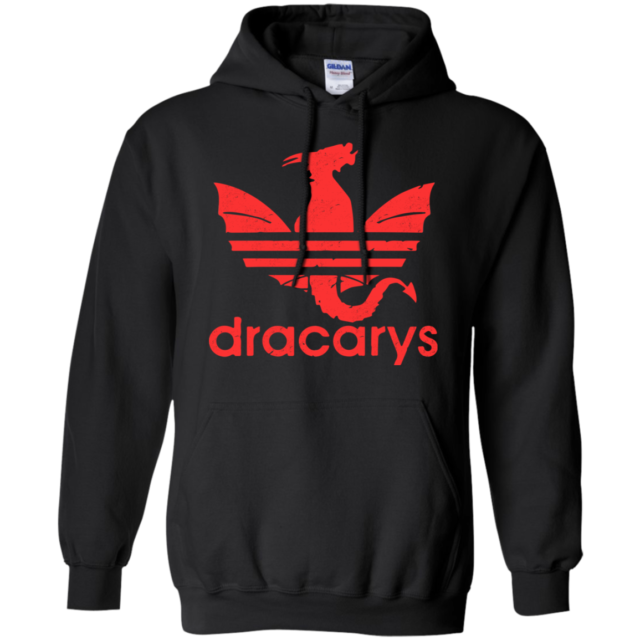 Adidas Dracarys Game of Thrones Hoodie