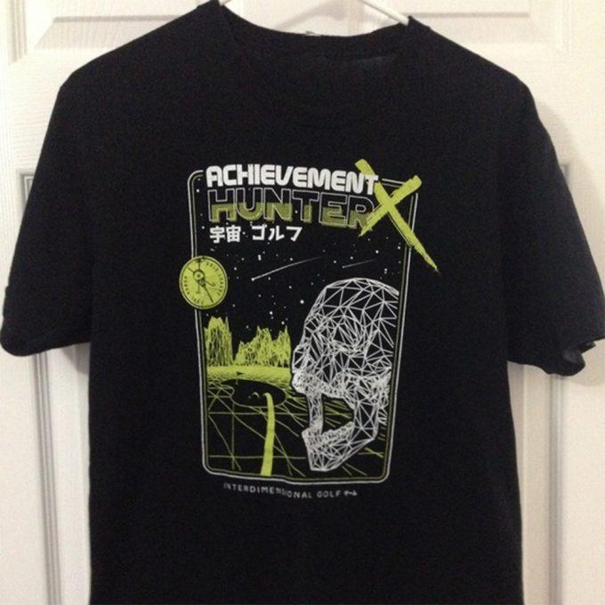 Glow in the Dark Achievement Hunter T-shirt