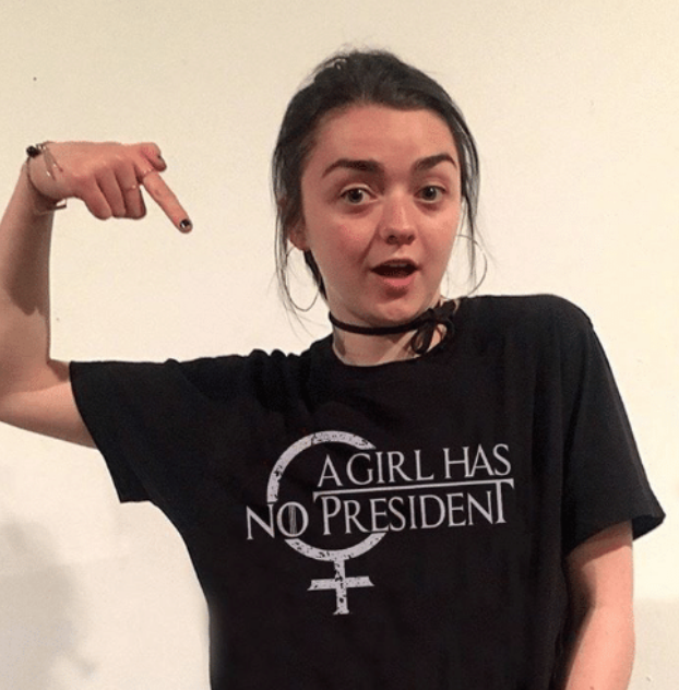 A Girl Has No President 2